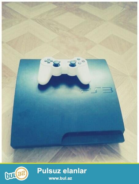 Playstation 3 Slim komyuter.ela vəziyyətdədi. 6 ədəd var...