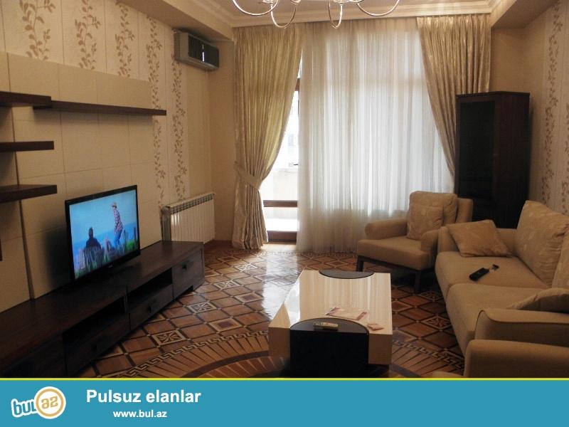 В Сабаиловском районе,около Порт Баку сдается 2-ух комнатная квартира...