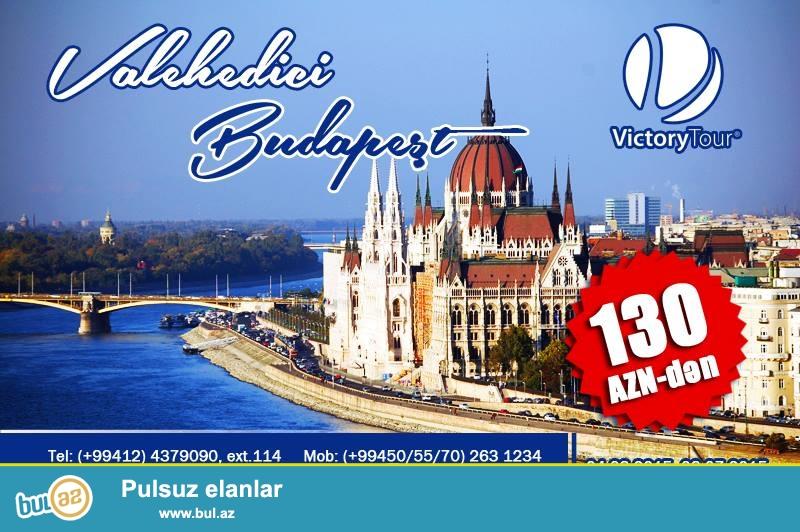 Dünyanı valeh edən paytaxt!<br /> Budapeşt obrazlı şəkildə desək, dünyanın ən romantik şəhəri sayılır...