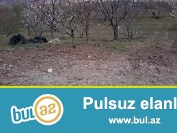 EHTIBAR  Maştağa Buzovna yolunun sağ hissəsində,107№li marşurutun axırıncı dayanacağından 150 mt məsafədə 2 tərəfdən zaborlanmış  9 sot torpaq sahəsi satılır...