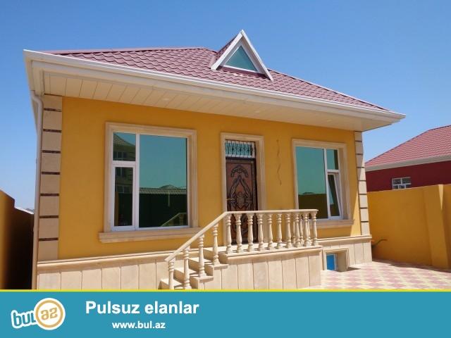 Sabunçu rayonu, Zabrat 1 qəsəbəsi, Kərpic zavoda yaxın ərazidə yeni tikilmiş 2...
