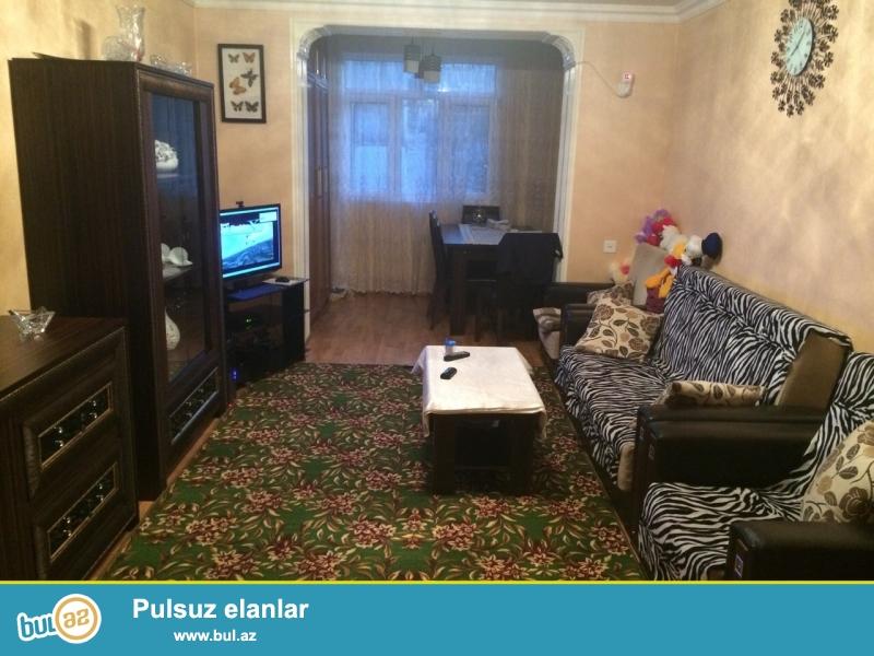 Cдается 2-х комнатная квартира в центре города,в Низаминском районе, рдом с метро Г...