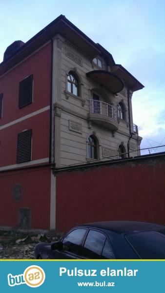 Наримановский район, около Черметского моста сдаётся 4-х этажная вилла...