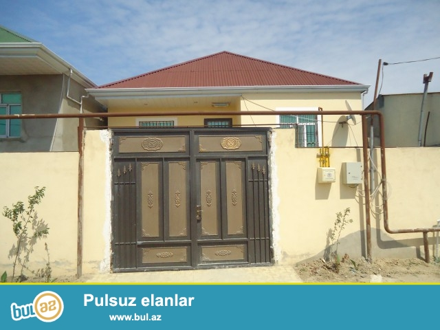 FUAD Sabunçu rayonu, Zabrat 1 qəsəbəsi əsas yoldan 50 metr məsafədə  1...