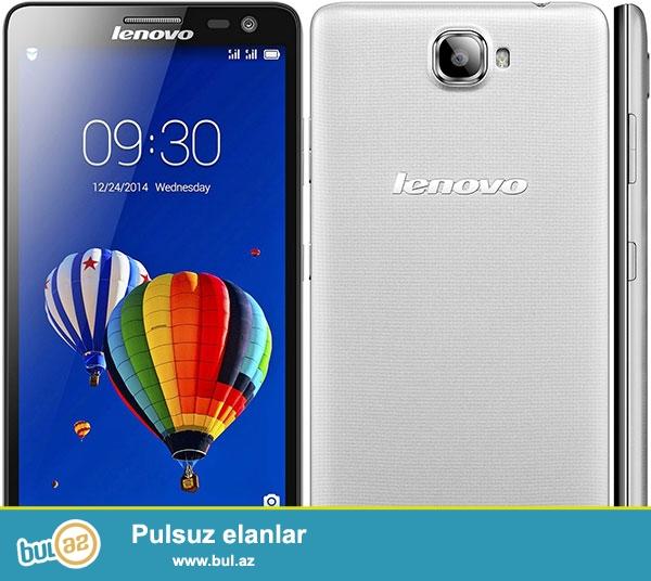 Lenovo S856- 5.5 Super HD inch ekran,1 GB ram, 8 GB yaddas, 8mpx kamerali smartfon...