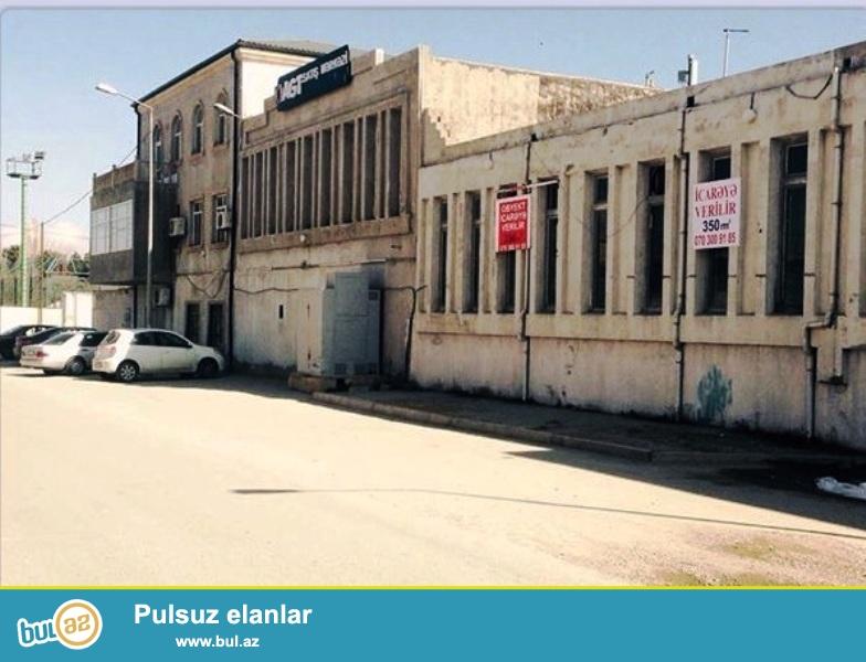 В Низаминском районе,в проспекте Бабека,рядом с Дедемин Сервис срочно сдается объект...