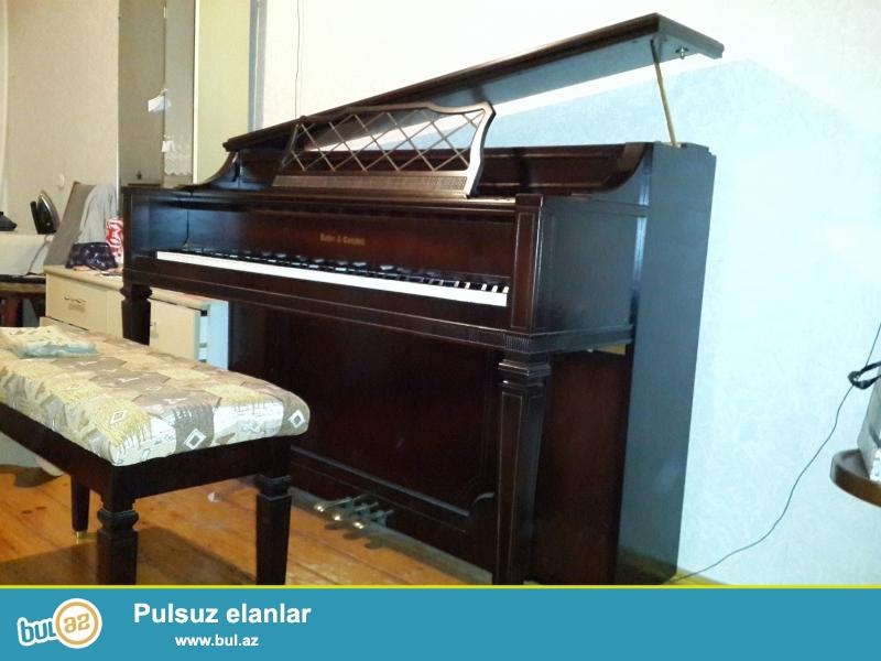 pianino, tar ve royal satilir. Temiri ve keklenmesi.