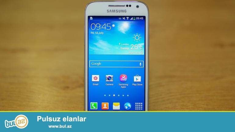 Samsung Galaxy S4 240azn <br /> Cox seliqeli ishledilib - Yaxshi veziyetde <br /> 0558869911 Ruslan