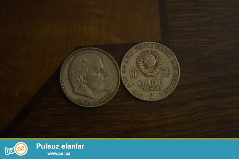 1870-1970ci illerin 1 rublu.whatsap-la da elaqe saxliya bilersiz...