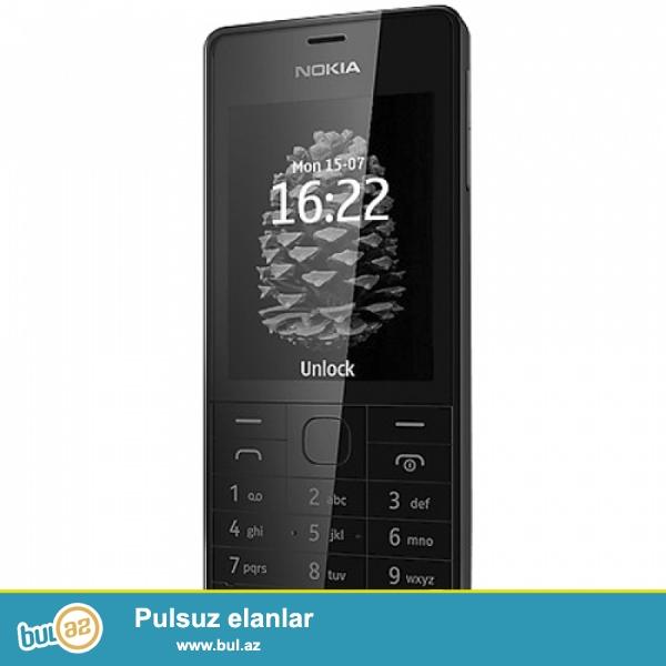 Nokia 515 iki sim kart<br /> Vhatshapp tvitter dəstəkləyir...