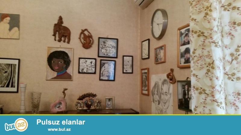 Очень срочно в Насиминском районе на проспекте Азадлыг,ниже Куала парка продается 2-ух комнатная квартира...