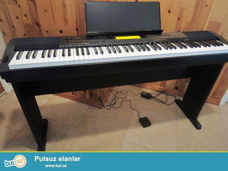 Duyada 3cu en cox piano satisi ile mehsur Yaponyanin Casio sirketine mexsus CDP - 230 modeli...