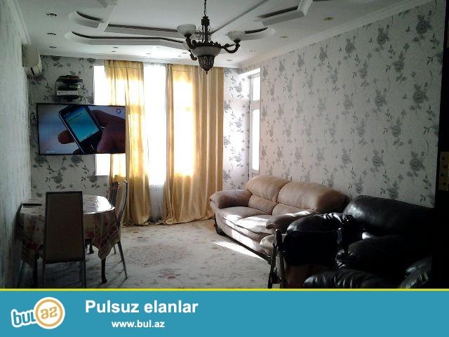 Сдается  2-х  комнатная  квартира  переделенная  в  3-х  комнатную  около  Папанинского  моста...