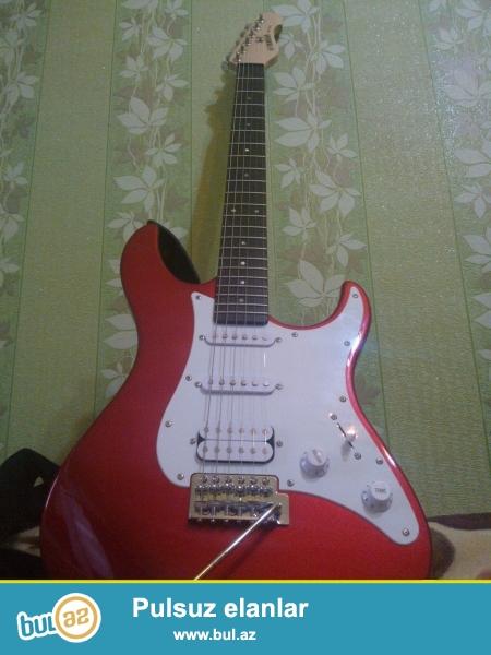 YAMAHA EG112C markalı elektro gitara satılır. 2014-cü ilin Noyabr ayında alınıb və o vaxtdan bəri çox az işlədilib...