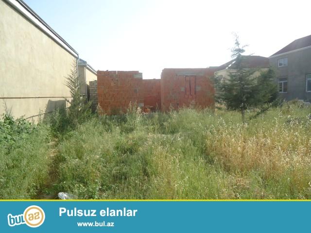 SƏNAN Abşeron rayonu Zabrat Kürdəxanı  yolunun sağənda əsas yoldan 200 metr məsafədə 2 sot torpaq sahəsi satılır...