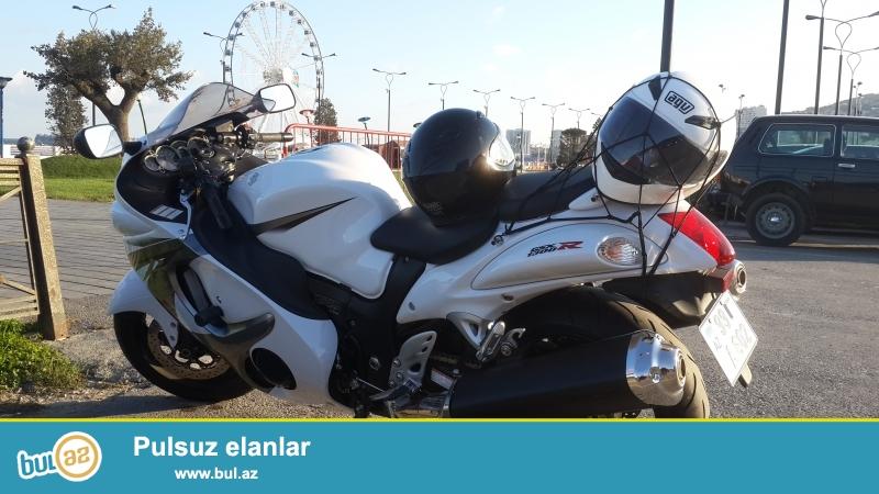 Suzuki Hyabusa, 2013 <br /> (2014 alish), problemsiz...