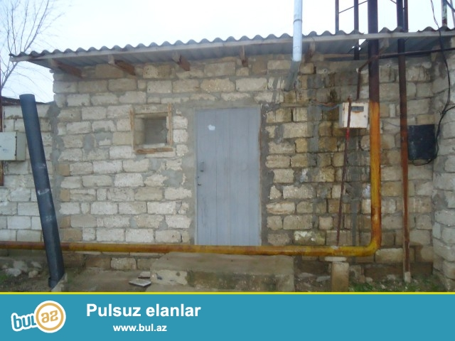 ZAHIR Sabunçu rayonu, Zabrat 1  qəsəbəsi əsas yoldan 300 metr məsafədə,polklinikanın yaxınlığında 2 otaqlı təmirli ev təcili satılır...