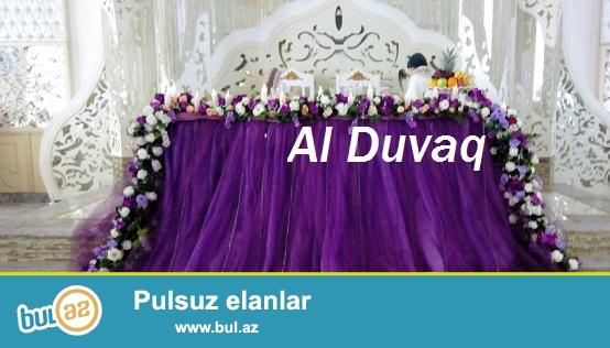 Nisan uzuklerinin qas, mirvari, muncuq, parcalarla islenmis mucru ve qablarda verilmesi ucun Al duvaq sirketine muraciet edin...