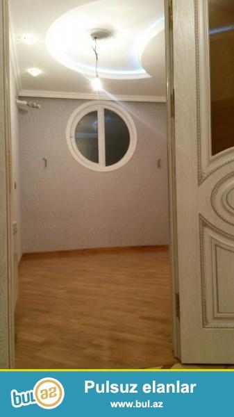 В 9 микрорайоне,по улице А.Мамедова срочно в Новостройке МТК-АМК прoдается 1 комнатная квартира,переделанная на 2 комнаты...