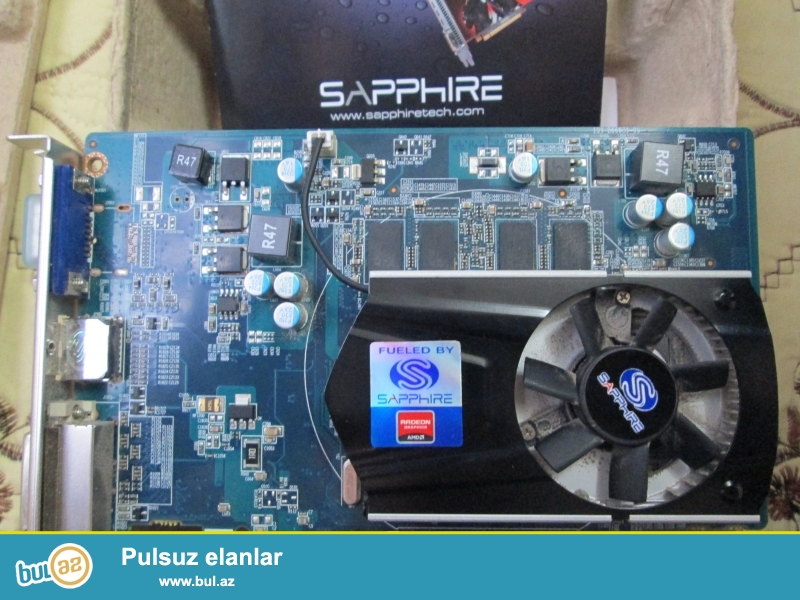 SAPPHIRE HD 6570 4GB DDR3<br />