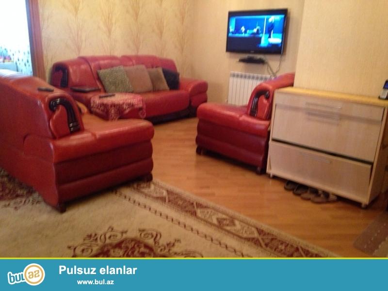 Около м Хатаи сдается 3 ком квартира , светлый и уютные комнаты, есть вся мебель для<br /> комфортного проживания...