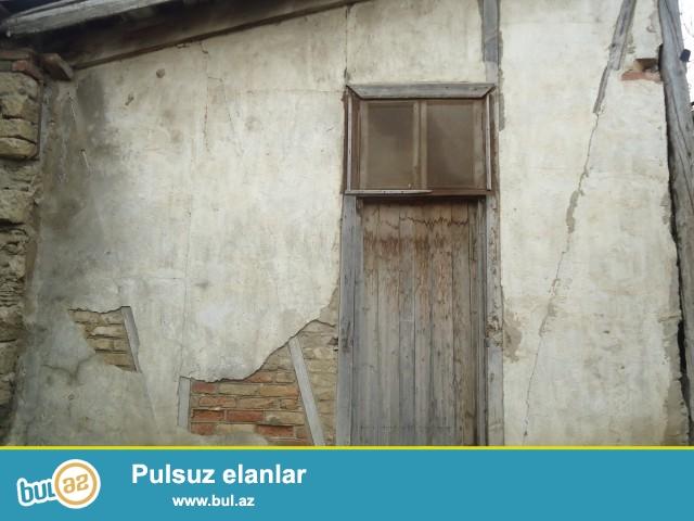 NamiqSabunçu rayonu Zabrat 1 qəsəbəsində Hərbi zavodun yanında Oktaybr küçəsində ümumi sahəsi 35 m2 olan 2 otaqlı ev satılır...