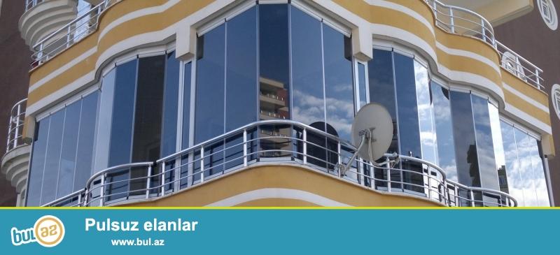 CamBalkon Nədir?<br /> Cambalkon bağlama sistemləri evinizdə estetik və funksional bir balkon yaratmanın ən müasir yoludur...