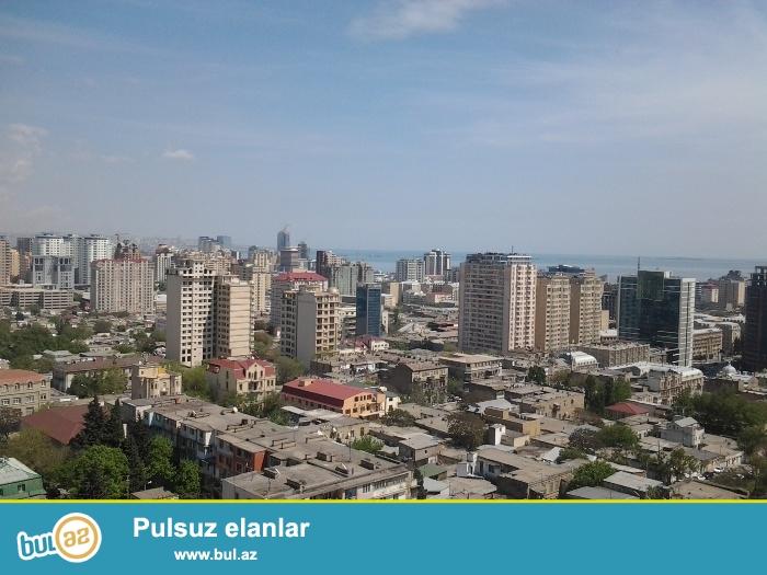 В Ясамальском районе,6 параллельная,Эйфель,синие дома,сдается 3-ех комнатная квартира со всей обстановколй,с отличным ремонтом...
