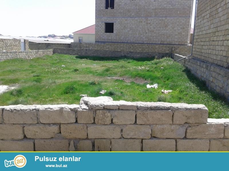 Abşero ray; Masazir qəsəbəsində yerləşən 4 sot torpaq sahəsini satiram...