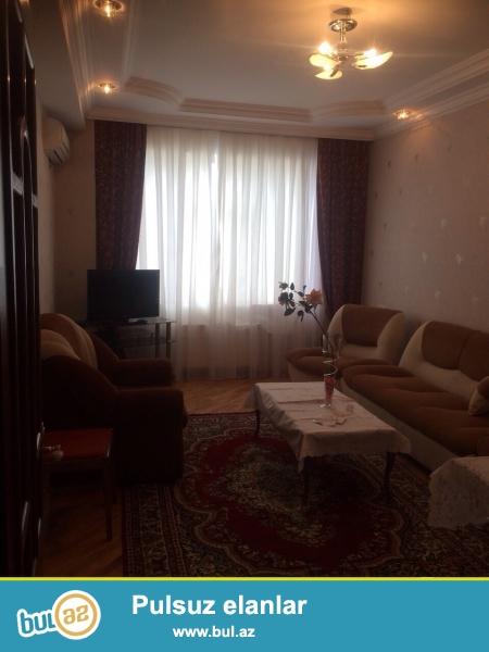 Новостройка! Cдается 2-х комнатная квартира в центре города,около метро Хатаи...