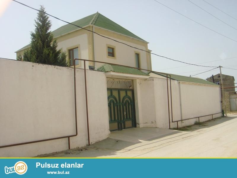 В Хазарском районе,в поселке Мардакян срочно продается 2-ух этажная дача,расположенная на 12 сотках приватизированной земли...