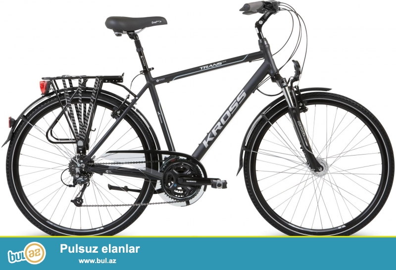 Kross Alp Trans 28 lik velosipedi satilir. Velosipedin umumi veziyyeti eladi...