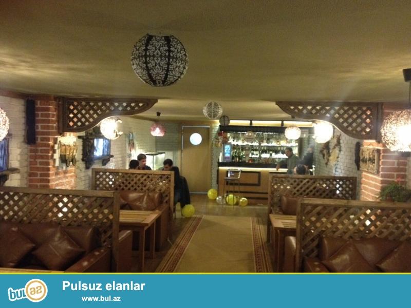<br /> 6-ci paralelde yeni tikili binanin zirzemisinde umumi sahesi 120 kvm olan Pub Club satilir...