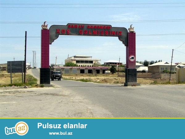 Sarayda 5 sotun icinde 2 mertebeli ev satilir Yola Yaxin Tecili Qiymeti razilashma yolu ile