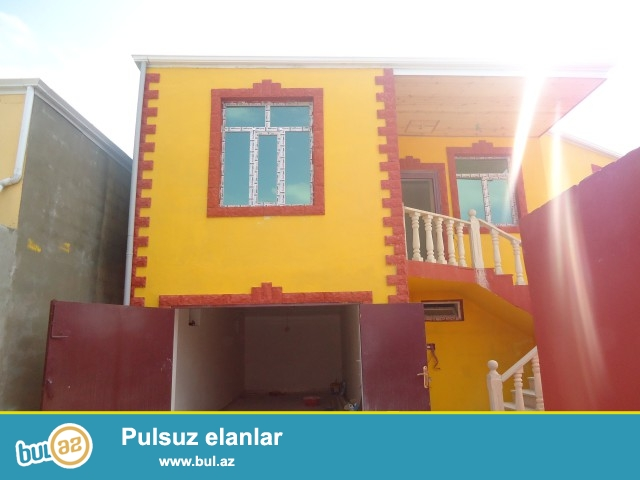 AQŞİN Sabunçu rayonu Zabrat 1 qəsəbəsi polklinikanın yaxınlığında 81 nömrəli orta məktəbdən 200 metr məsafədə 2...