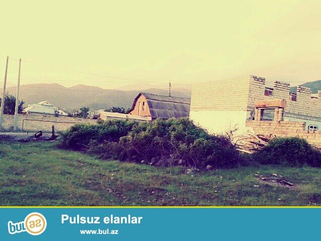 Ismayilli rayonunda rayonun ozunde 7 sot torpaq sahesi satilir...
