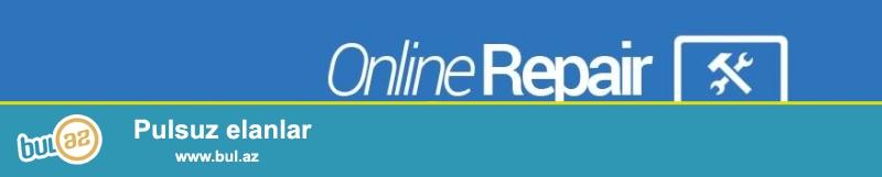 """Sizlərə """"Online Computer Service""""in kompyüterlə bağlı hər növ xidmətlərindən istifadə etməyi təklif edirik..."""