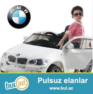 Ushaqlar ucun yeni model park mashini BMW x-6.<br /> Iki motor,iki okumlyator...