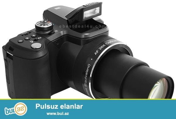 Fotoaparat KODAZ Z981 satiram ideal veziyetdedir hech bir problemi yoxdu...