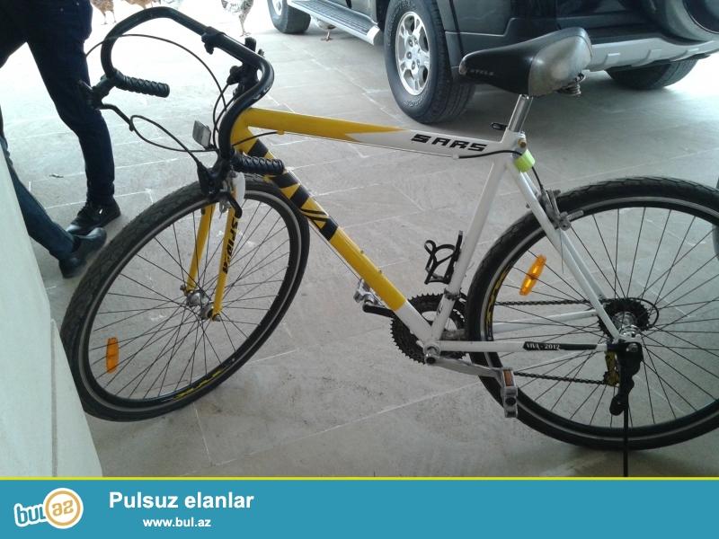 Qonşik velosiped Satilir ela veziyyetdedir 28 likdir sport sdenik ve nasosuda var barter olunur  skuterle