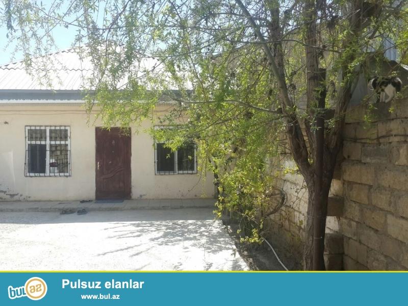 Bineqedi rayonu Bineqedi qesebesinde marsurt dayanacagindan 300m arasinda olan 3 sotun icinde tikilen 100kvm 4 otaqli ev satilir...
