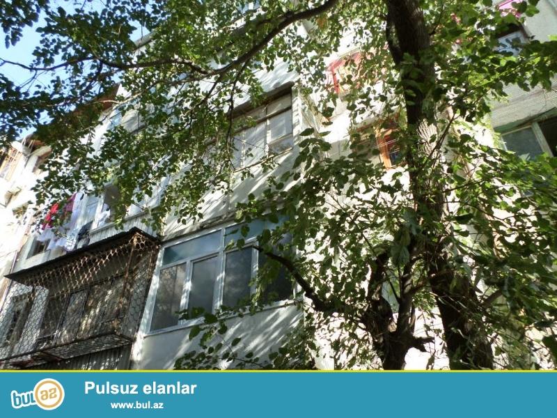 5-ci mikrarayonda QIZILTAC RESTORANININ  yaxınlığında 5 mərtəbəli binanın 2-ci mərtəbəsində əla təmirli 2otaqlı ev satılır.