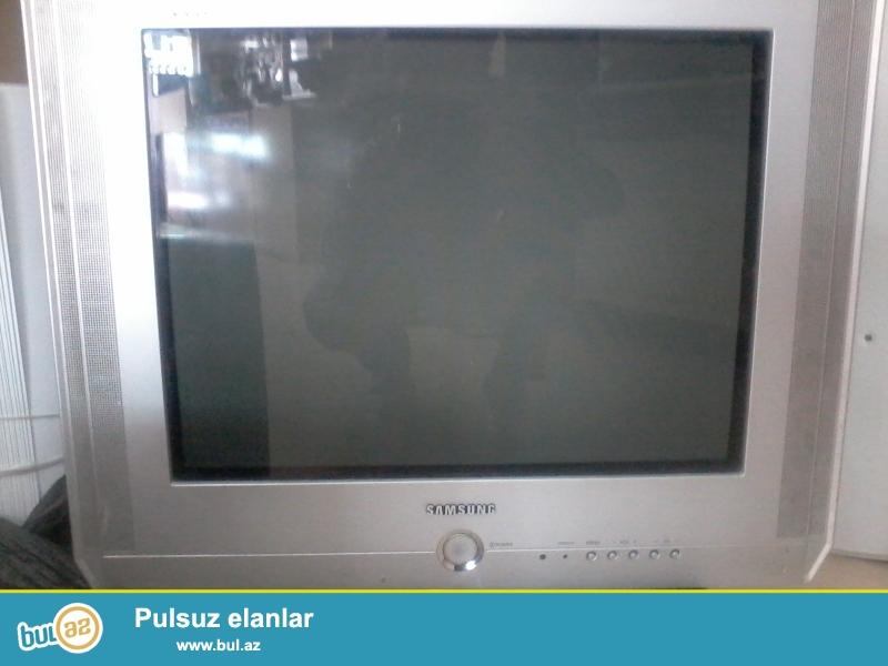 Təcili 2-ədəd panasonig, Samsung Televizor satıram...