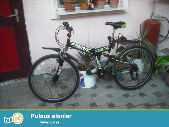 """""""FABRİC"""" markalı 12- Sürətli velosiped (Dubay)..."""
