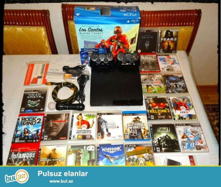 Playstation3 (ps3) silim (CE3001),Amerkadan gelib teze kimidir ,cizgi problemi yoxdur ,Qarantiyada verirem...