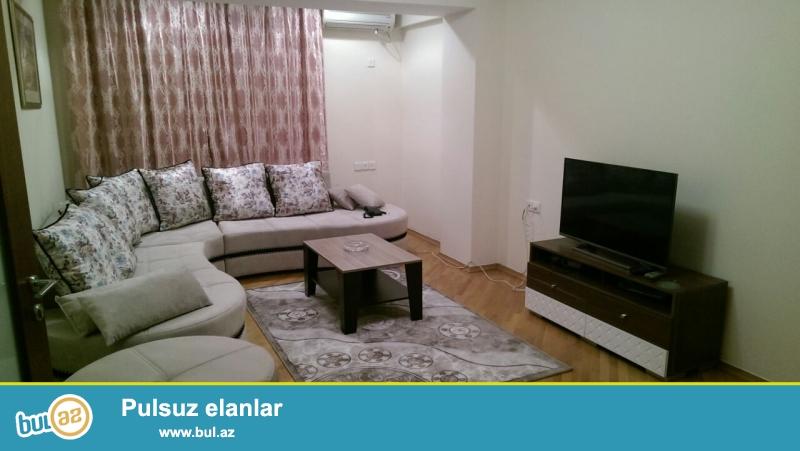 В Сабаиловском районе,напротив Байраг Мейданы!Новостройка! Срочно сдается 1 комнатная квартира,общей площадью 60 кв...