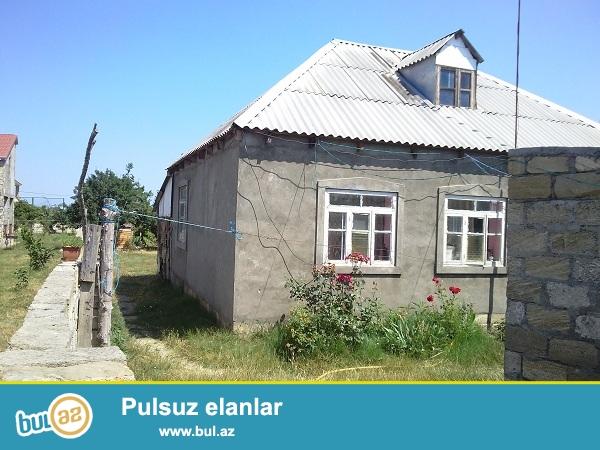 Nabranda Seyidili qesebesinde 10 sot torpaq sahesi daxil olmaqla 3 otaqli orta temirli bag evi Tecili Olaraq satilir...