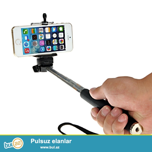 "Selfie Cubugu (snurlu)<br /> <br /> Model: Z07-5 Plus<br /> <br /> <br /> Sheher ichi chatdirilma + 2azn<br /> <br /> Rayonlarada gonderilir<br /> <br /> Elave elanlarimizi gormek uchun ""Istifadecinin butun elanlari"" -na baxin<br /> <br /> Whatsapp: 050 227 27 55<br /> <br /> Skype: toptan..."