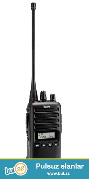 Sizlərə Yaponiya istehsalı ICOM radio-elektron vasitələrini təqdim edirik...