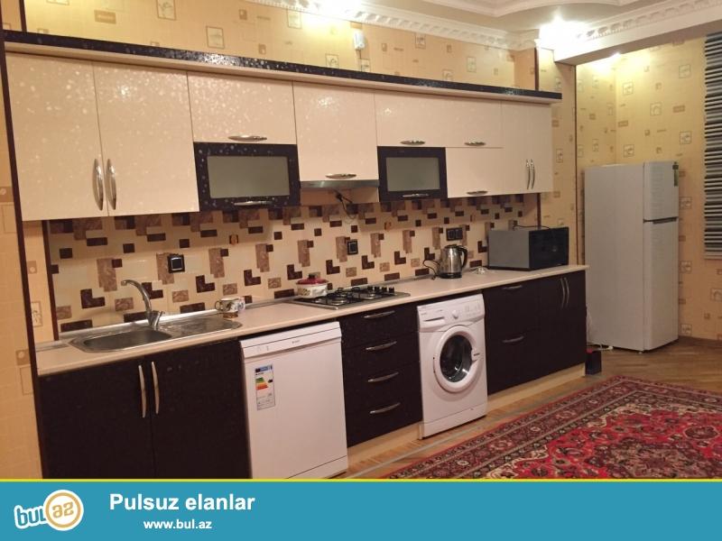 Около м Хатаи,Бабек Плазы сдается 2 ком квартира , светлый и уютные комнаты, есть вся мебель для комфортного проживания...